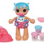Lalaloopsy Babies – Glitter Potty Surprise – Mintens Fluff n' Stuff – Poupon à Fonction 35 cm de la marque Lalaloopsy image 1 produit