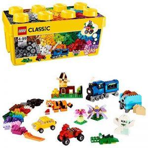 Lego Classic - Jeu De Construction - La Boîte De Briques de la marque Lego image 0 produit
