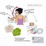 LES TENDANCES D'EMMA 10 Disques en coton bio à démaquiller lavables de la marque Les Tendances d'Emma image 1 produit