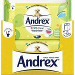 Lingettes Andrex pour enfants, lot de 12 de la marque Andrex image 1 produit