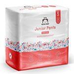 Marque Amazon - Mama Bear Couches-culottes Junior - Taille 5 (13-20kg), Lot de 2 (2x40) de la marque Mama Bear image 3 produit