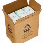 Marque Amazon - Mama Bear Fresh Lingettes parfumées pour bébé - Pack de 15 (840 lingettes) de la marque Mama-Bear image 2 produit