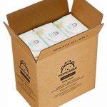 Marque Amazon - Mama Bear Sensitive Lingettes sans parfum pour bébé - Pack de 15 (840 lingettes) de la marque Mama-Bear image 2 produit