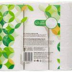 Marque Amazon - Presto! Papier toilette 3 épaisseurs - ECO - Lot de 36 (4 x 9 x 200 feuilles) de la marque Presto! image 2 produit