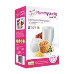 Mummy Cooks - Lot de 20 boites de conservation avec couvercle (180 mL) - Sans bisphénol A de la marque Mummy-Cooks image 1 produit