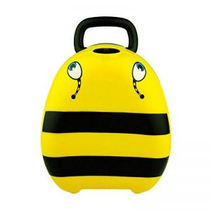 MY CARRY POTTY Pot de Voyage Etanche Motif Abeille de la marque My Carry Potty image 0 produit