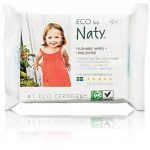 Naty 12 Packs de 42 Lingettes Douces Ecologiques Toilette de la marque Naty-by-Nature-BabyCare image 1 produit