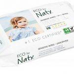 Naty 12 Packs de 56 Lingettes Douces Ecologiques sans Parfum de la marque Naty-by-Nature-BabyCare image 2 produit