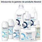 Neutral Adoucissant Hypoallergénique 0% Peaux Sensibles et Réactives 54 Lavages (Lot de 2x27 Lavages) de la marque Neutral image 2 produit
