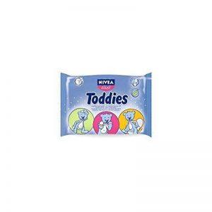 Nivea Baby Lingettes Multi-Usages Toddies x 60 de la marque NIVEA BABY image 0 produit