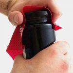 Nouvel ouvre-bocal – Remplacement garanti à vie – Gadget de cuisine N°1 pour ouvrir couvercles et bouteilles – Conçu pour mains faibles, seniors, arthrite – Cadeau idéal pour femmes et personnes âgée de la marque Chef Remi image 4 produit