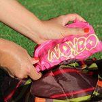 Noybo–Pot de voyage Assise et pot d'entraînement pour les tout-petits et les enfants–léger, gonflable, pliable et facile de 7,6la solution optimale pour n'importe quelle Sortie avec les enfants. Compatible avec tous les sacs. (Turquoise) de la marque image 1 produit