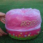 Noybo–Pot de voyage Assise et pot d'entraînement pour les tout-petits et les enfants–léger, gonflable, pliable et facile de 7,6la solution optimale pour n'importe quelle Sortie avec les enfants. Compatible avec tous les sacs. (Turquoise) de la marque image 3 produit