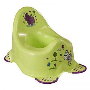 OKT Hippo Pot Deluxe Bébé Citron Vert de la marque Plastorex image 0 produit