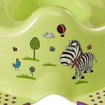OKT Hippo Pot Deluxe Bébé Citron Vert de la marque Plastorex image 4 produit