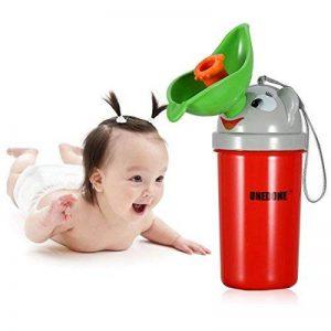 ONEDONE La toillette d'urgence portable pour le bébé, pour le cas de voyage de camping en voiture et l'entraînement de pipi de bébé de la marque ONEDONE image 0 produit