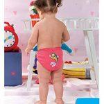 origin-AL Home & Style Couche-culotte anti-fuite - Bébé (fille) 0 à 24 mois de la marque origin-AL Home & Style image 1 produit