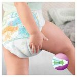 Pampers - Active Fit - Couches Taille 5 (11-23 kg) - Pack 1 mois (x136 couches) de la marque Pampers image 2 produit