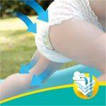 Pampers - Active Fit Pants - Couches-culottes Taille 5 (12-17 kg) - Pack 1 Mois (x132 culottes) de la marque Pampers image 2 produit