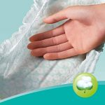 Pampers - Baby Dry - Couches Taille 4 (9-14/8-16 kg) - Pack 1 Mois (x174 couches) de la marque Pampers image 3 produit