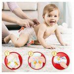 Pampers - Baby Dry Pants - Couches-culottes Taille 4 (9-15 kg) - Pack 1 mois (x160 culottes) de la marque Pampers image 3 produit