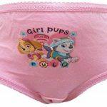 """Paw Patrol """"Girl Pups"""" Filles 6 Culotte Slips de la marque TDP Textiles image 2 produit"""