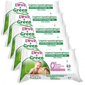 phénoxyéthanol lingette bébé TOP 6 image 0 produit