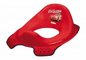 Plastorex Réducteur WC Antidérapant Décoré Rouge de la marque OKT image 0 produit