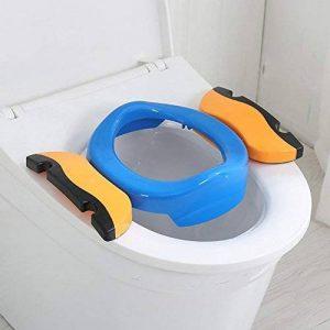 Pot Bébé, BOBORA 2 en 1 Bébé Portable Potties De Voyage Enfants Toilettes Chaises De Formation Seat Enfants Voiture Pliable Potties de la marque BOBORA image 0 produit