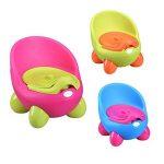 Pot Chaise, conception ergonomique confortable bébé enfants Réducteur de toilette, pour enfant filles garçons d'apprentissage de la propreté de la marque GEZICHTA image 4 produit