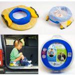 Pot de voyages - réducteur de toilettes 2 en 1 Potette Plus de la marque Polette Plus image 2 produit