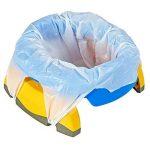 Pot de voyages - réducteur de toilettes 2 en 1 Potette Plus de la marque Polette Plus image 3 produit