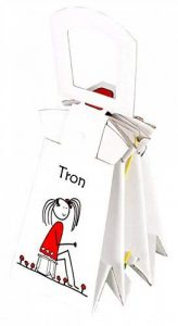 Pot jetable et pliable TRON de la marque TRON image 0 produit