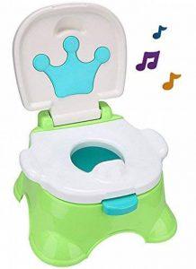 Pot Pot Educatif Evolutif Potty avec musique de toilettes schemel de la marque Spiel AG image 0 produit