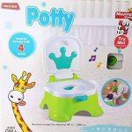 Pot Pot Educatif Evolutif Potty avec musique de toilettes schemel de la marque Spiel AG image 1 produit