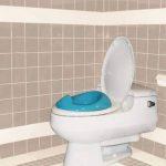 Prince Lionheart Réducteur de Toilette Wee Pod Basix - Rose de la marque Prince Lionheart image 4 produit