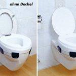 Réhausseur WC, Clipper, avec couvercle de la marque Stock-Fachmann image 3 produit