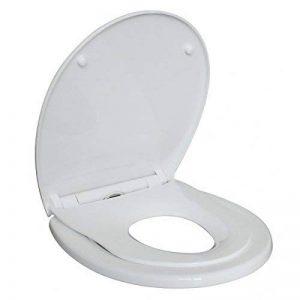 Sani-Dream WC Abattant Soft Close frein de chute + siège réducteur à enfants de la marque Sani-Dream image 0 produit
