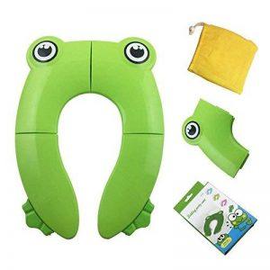 Siège de Toilette Réducteur WC Enfant Pliable Portable Réducteur de Toilette de Voyage pour Enfant de la marque S-tubit image 0 produit