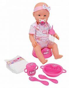 Simba - Poupée Enfant- New Born Baby de la marque Simba image 0 produit