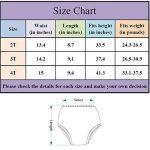 Skhls Couches Culottes d'apprentissage Lavable pour les Enfants 2-4 ans de la marque Skhls image 1 produit