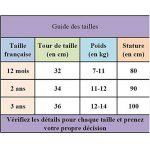 Skhls Culotte d'apprentissage Coton pour Bébé, 12Mois -3Ans de la marque Skhls image 2 produit