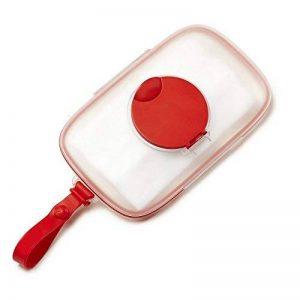 Skip Hop Grab et Go Snug Seal Boîte à lingettes de la marque Skiphop image 0 produit