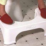 Step and Go® (17.8 cm) tabouret de toilette pour une meilleure santé de la marque Tools Supply image 1 produit