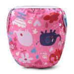 Storeofbaby Couches de bain réutilisables bébé couverture imperméable pour 0-36 mois unisexe Pack de 2 de la marque storeofbaby image 1 produit
