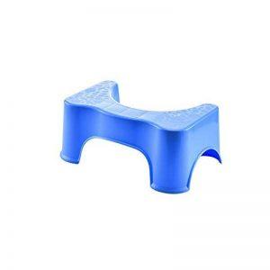 Tabouret d'enfant en bas âge pour la formation de pot et l'utilisation dans la salle de bains ou la cuisine. Conception polyvalente en deux étapes pour les enfants en croissance ( Couleur : Bleu ) de la marque Susulv image 0 produit