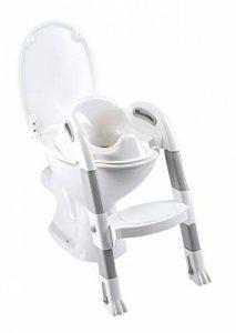 THERMOBABY Kiddyloo Réducteur de WC Blanc Muguet de la marque Thermobaby image 0 produit