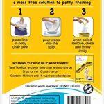 TidyTots - Sacs jetables pour pot pour bébé - Pack économique – universels (conviennent à la plupart des pots) - 32 sacs de la marque Tidy Tots image 1 produit