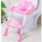Toruiwa Réducteur de Toilettes Rehausseur pour Siège de WC Pliable Portable pour Bébé Enfants de la marque Toruiwa image 1 produit