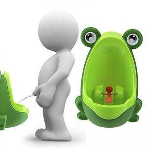 Urinoir pour bébé, Urinoir formation Potty grenouille mignon pour les garcons (vert) de la marque hou zhi liang image 0 produit